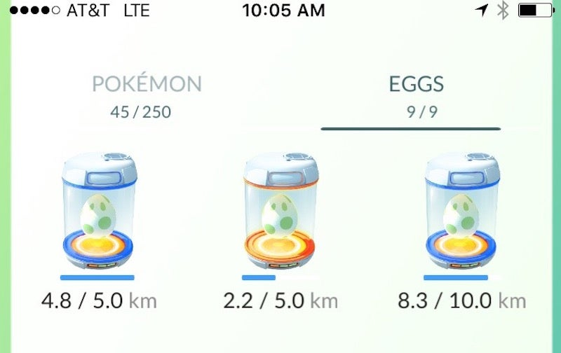 The Uncracked Secrets Of Pokémon Go Egg-Hatching