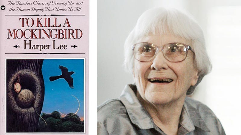Harper Lee Finally Agrees to Publish To Kill a Mockingbird as E-Book