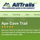 AllTrails Dishes the Dirt on the Best Places to Hike, Climb, Snowboard, and More