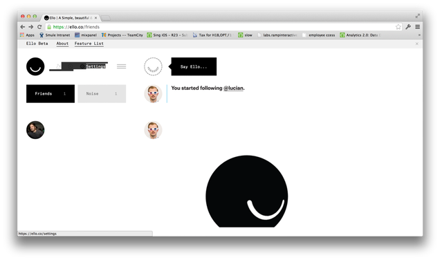 "A Rant Against Ello's ""Simple"" Design"