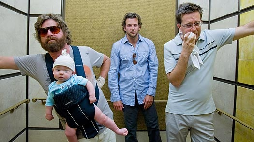 The Hangover: Funny, Racist, Sexist?