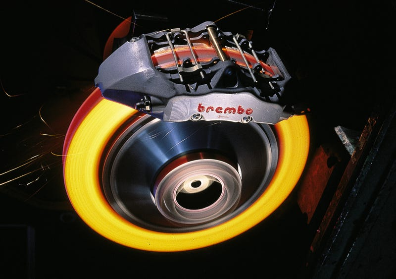 A bit of Background on Hamilton's exploding brake rotor