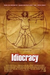 The Idiocracy Effect