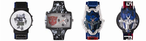 Transformers Watches Make You Feel, Look Like a Kid Again