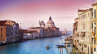The Minimal Venetian Desktop