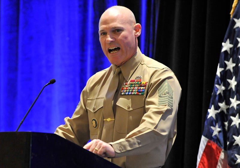 Top Marine Says Pay Cuts Will Improve Discipline, Neck-Stomping Skills
