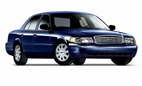 Say It Ain't So: Ford to Axe Crown Vic, Report Says
