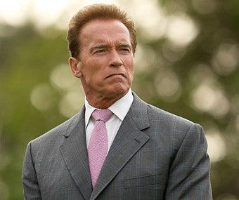 Arnold Schwarzenegger's Last Contract