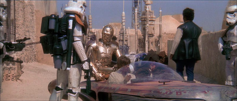 Cars That Star Wars Would Drive
