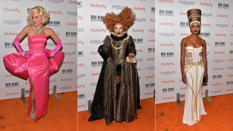 Celebrity Halloween Costumes: The Good, the Bad and the Spooky