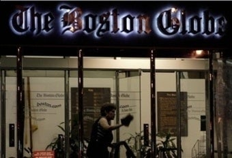 "NY Times Co. Keeping Globe; Staff ""Ambivalent"""