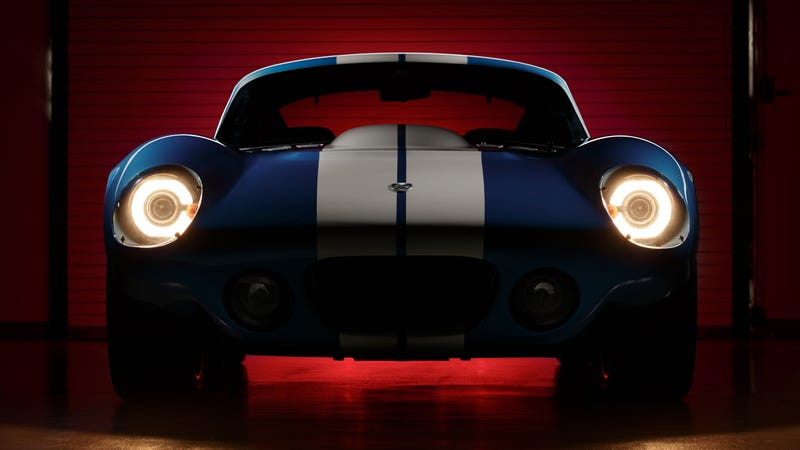 The Renovo Coupe Is An Electric Shelby With 1,000 LB-FT Of Torque