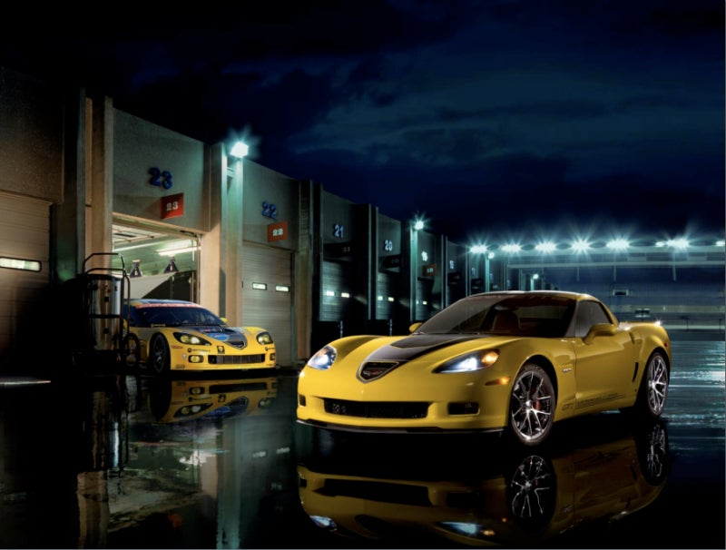 2009 Corvette GT1 Championship Edition: Like A C6R, Only Slower