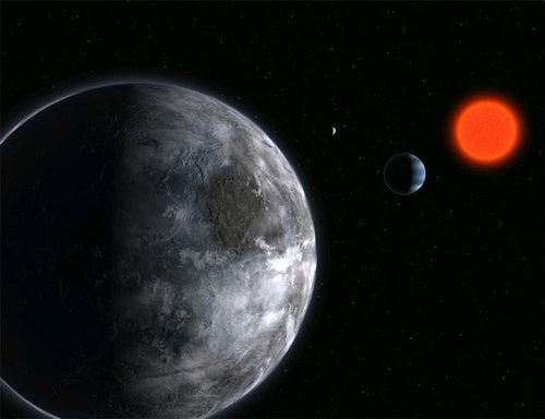 Possibly Habitable Planet Discovered Nearby
