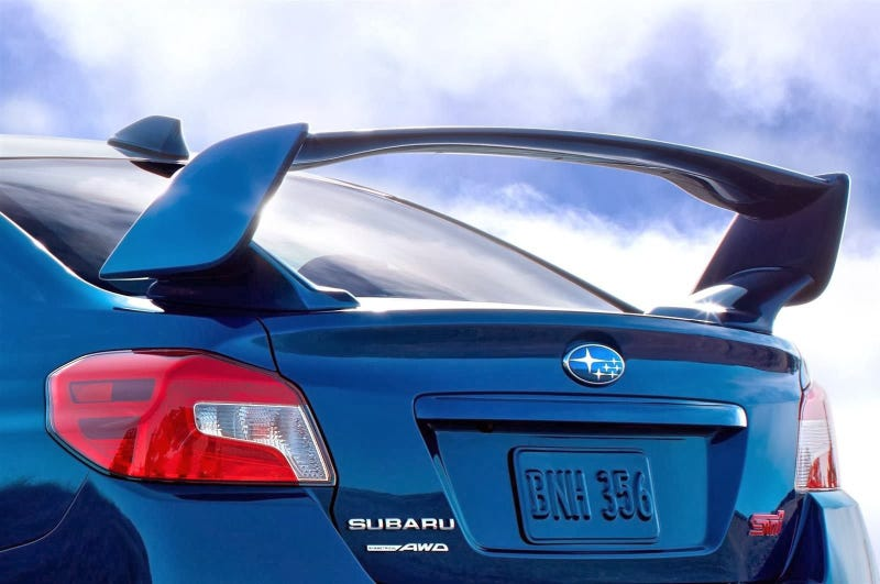 2015 Subaru WRX STI: This Is It