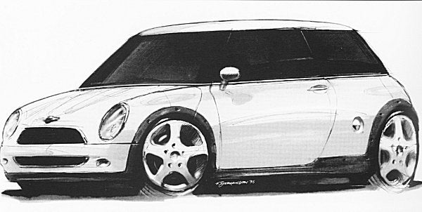 This Rear-Engine Hatchback Almost Became The New Mini Cooper