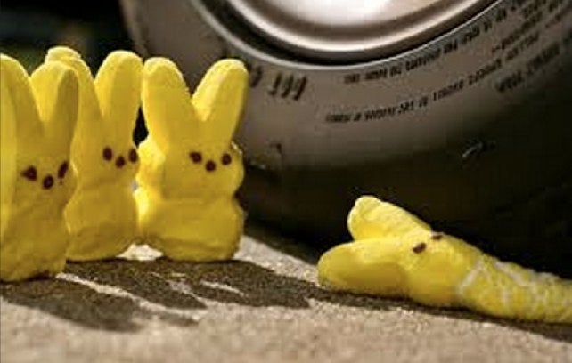 The Plot To The Peeps Movie Has Nothing To Do With Actual Peeps