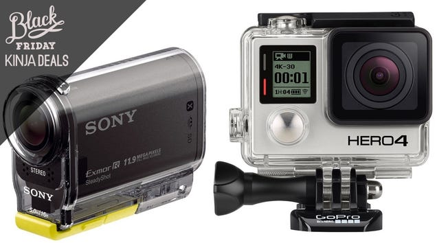 Several of the Best Black Friday Action Cam Deals are Live Right Now
