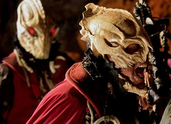 6 Mask-Making Magicians Who Create Your Favorite Aliens