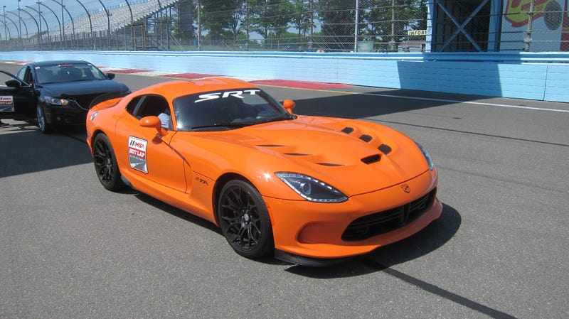 Can You Do A Mad-Lib While Driving A Viper T/A