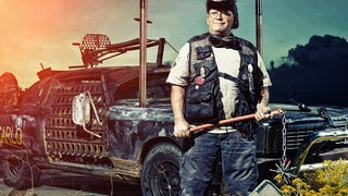 Ron Griffith Will Build You Your Post-Apocalypse Mad Max Vehicle