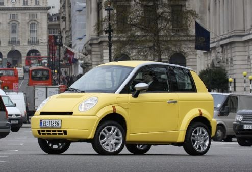 Th!nk All-Electric City Car Coming To US In 2009
