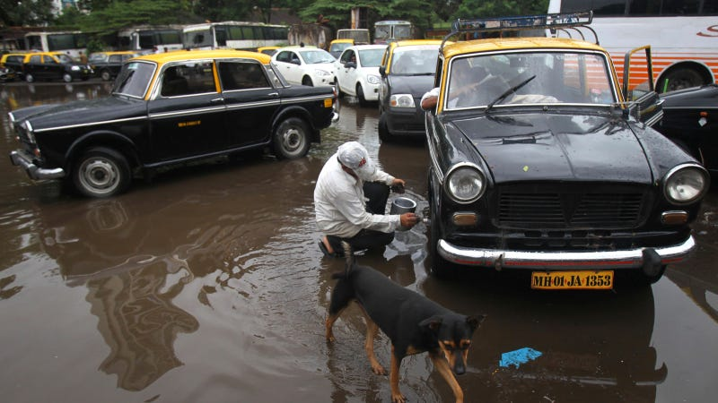 Say Goodbye To The Premier Padmini Taxi