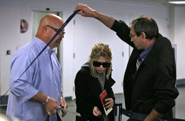 Ashley Olsen, Habitual Line Cutter
