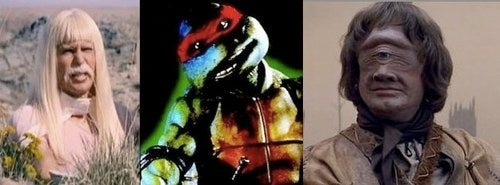 Ninja Turtles + Krull = Gentlemen Broncos