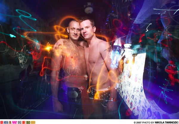 Scenes From The Real Gay Nightlife