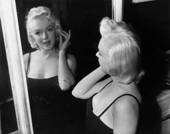 New Film Reconsiders Marilyn Monroe's Death • Japanese Bra Grows Rice