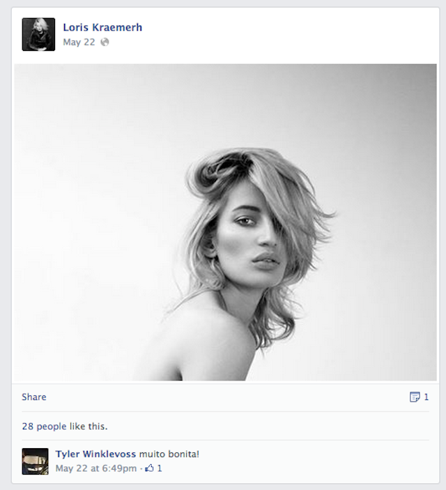 Tyler Winklevoss Is Yet Another Tech Dude With Model Girlfriend