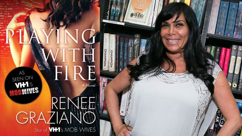 Here's Every Orgasm From Mob Wives Star Renee Graziano's Erotic Novel