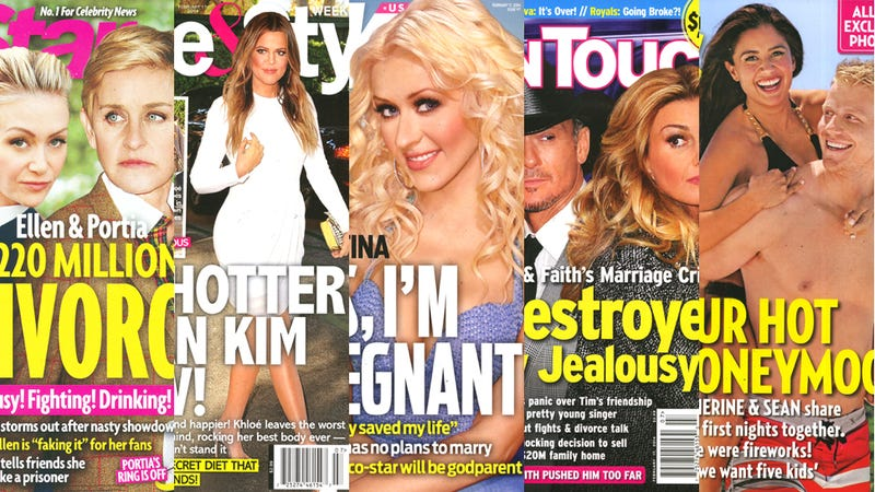 This Week in Tabloids: Justin Cheated on Selena With Miley