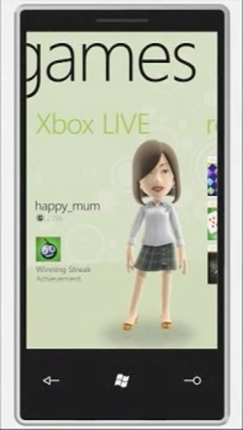 How Will Xbox Live Work on Windows Phone 7?