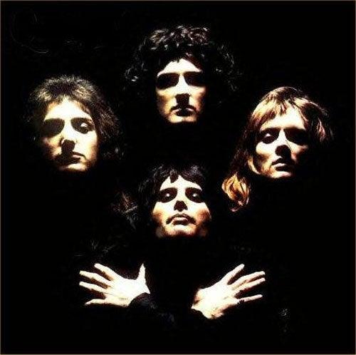 Queen Strutting Onto Rock Band