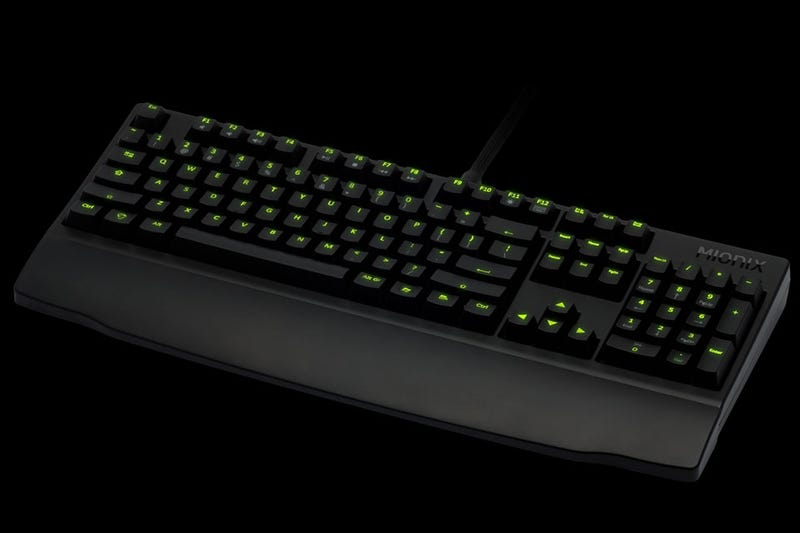 The Mionix Zibal 60 Is the Gaming Keyboard of the Bourgeoisie