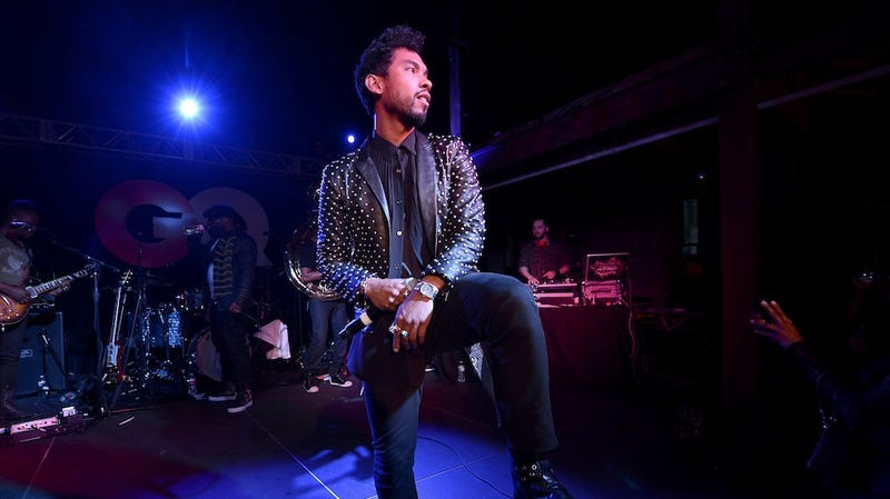 Your Friday Earworm: Miguel and Wale Cover 'Bennie and the Jets'