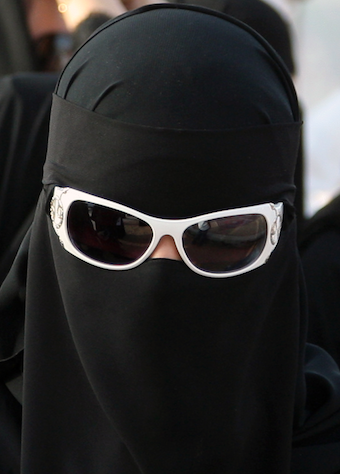 An American Woman In Saudi Arabia