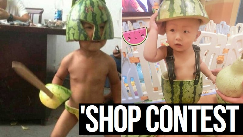 Kotaku 'Shop Contest: Watermelon Warriors