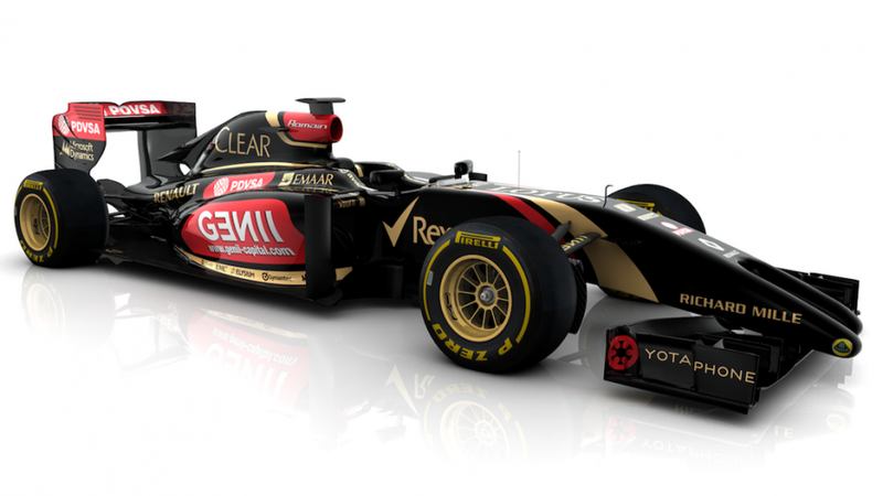 Meet The Lotus E22 And Its Vagina Nose