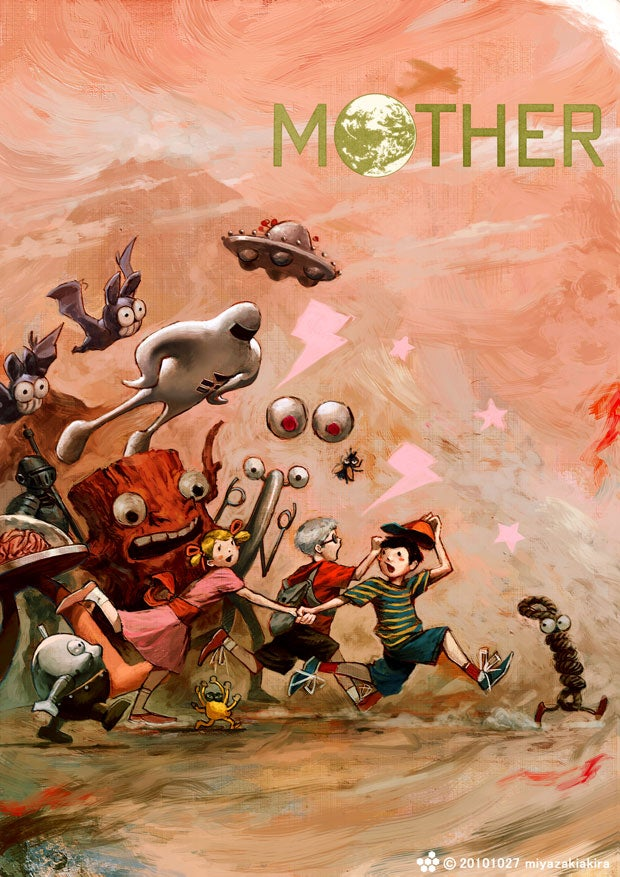 What If Mother Was A Children's Story?