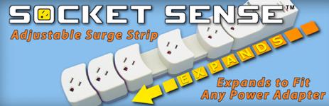 Socket Sense Surge Protector