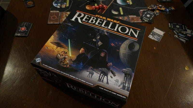 Star Wars: Rebellion: The Kotaku Review