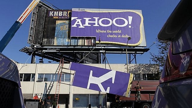 Yahoo Plays the Troll, Blindsides Facebook in Patent Spat