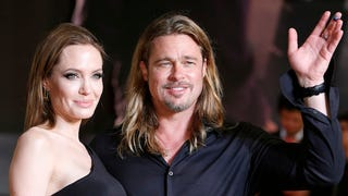 100 Percent of Everything We Know About the Jolie-Pitt Wedding AAAAAH!