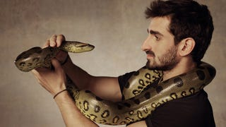 Scientist Tries to Justify the Awful Snake-Eats-Man Discovery Special