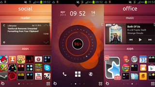 Ubuntu Phone style for Android