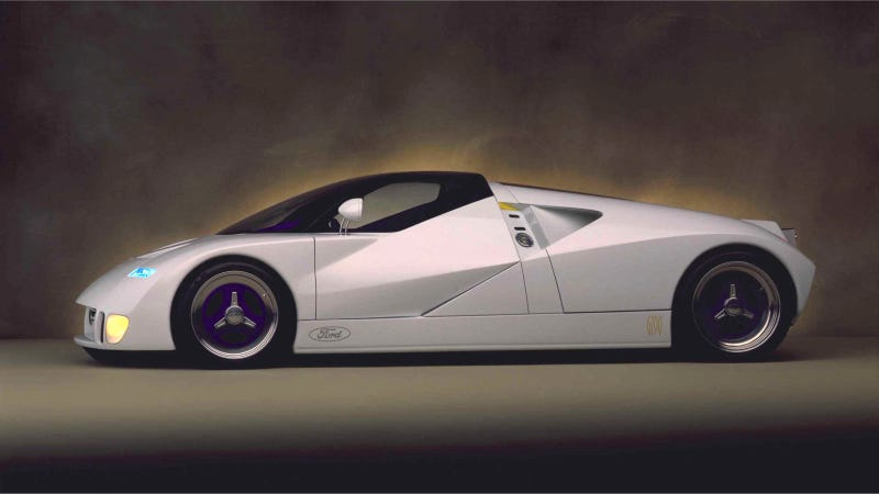 The Ford GT90 May Have Been The Greatest Concept Car Ever