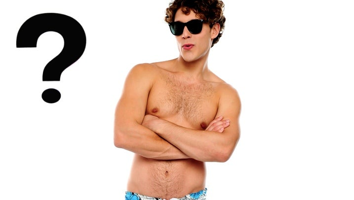 Why: Do Some Men Wear Boxers/Briefs Under Their Swimsuits?